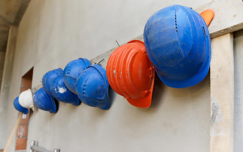 Se protéger sur un chantier
